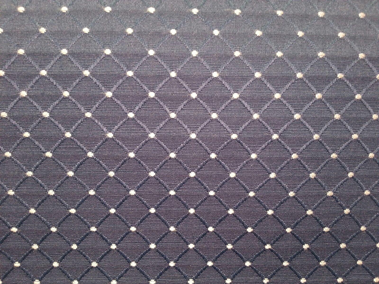 Dover Navy Fabric