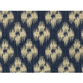 Covington Chester Indigo Fabric